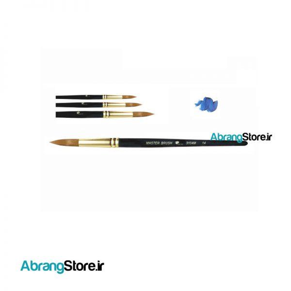 قلم مو سرگرد مو طبیعی پارس آرتیست 3104M