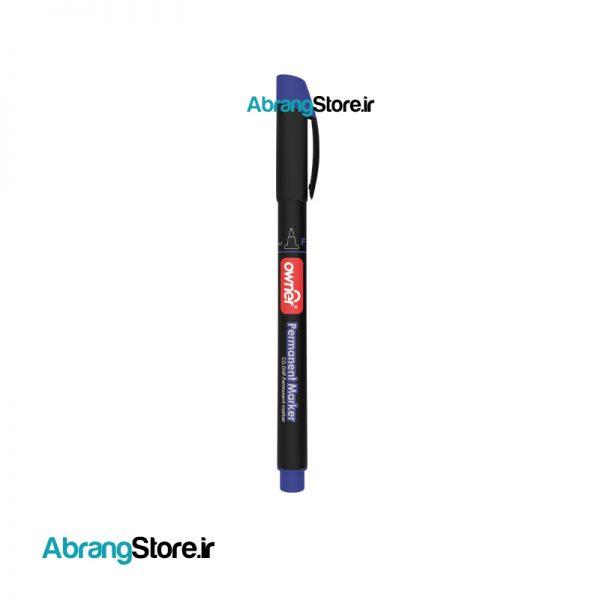 مارکر F آبی اونر | Owner Permanent Marker