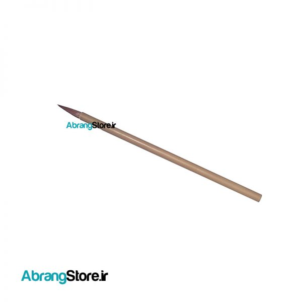 قلم مو بامبو مو طبیعی سایز کوچک