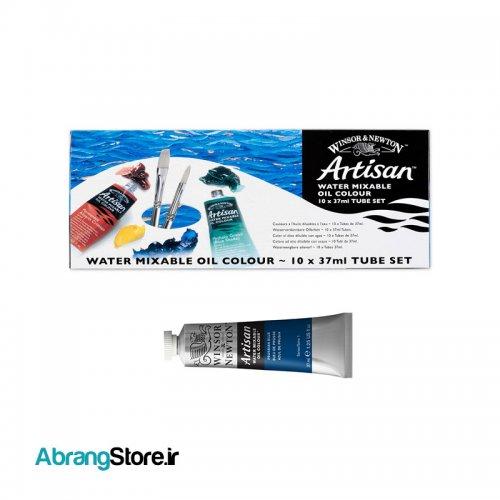 رنگ روغن آرتیزان وینزور ۱۰ رنگ Winsor&Newton Artisan OilColour