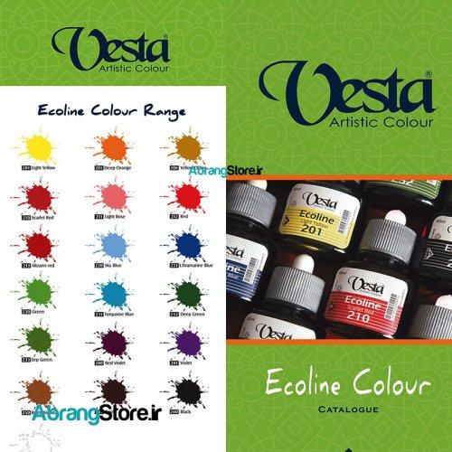 اکولین وستا تک رنگ | Vesta Ecoline