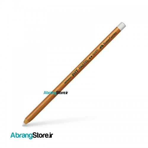 مداد گچی فابرکاستل سفید