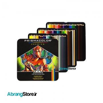 مدادرنگی پریسماکالر پریمیر ۷۲ رنگ | Prismacolor Colored Pencils