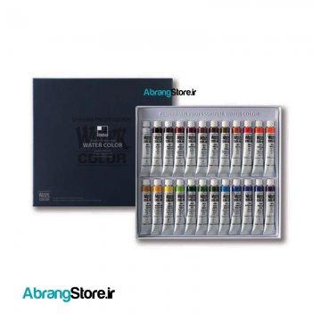 آبرنگ شین هان آرتیست ۲۴ رنگ | ShinHan Professional WATERCOLOR