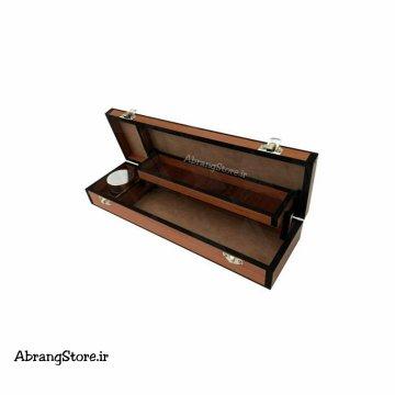 جعبه خوشنویسی چوبی