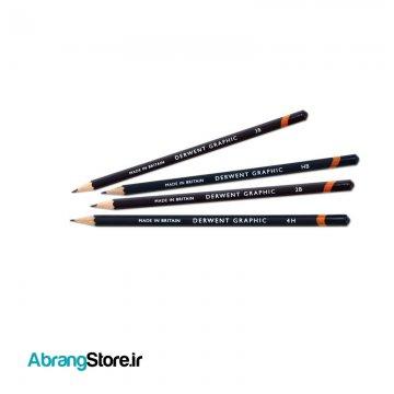مداد طراحی درونت | Derwent Graphic Pencils 1