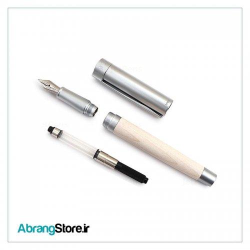 خودنویس لینگوم چوب افرا استدلر | Initium Lignum Fountain pen