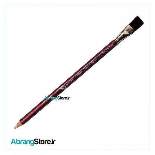 پاک کن مدادی فرچه دار تکنیکال | Sketch Eraser Pencil