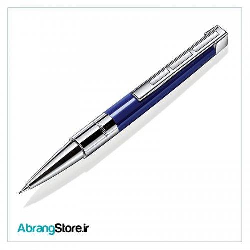 مدادمکانیکی ( اتود ) رزینا استدلر آبی | Staedtler Resina Rotating Mechanical Pencil